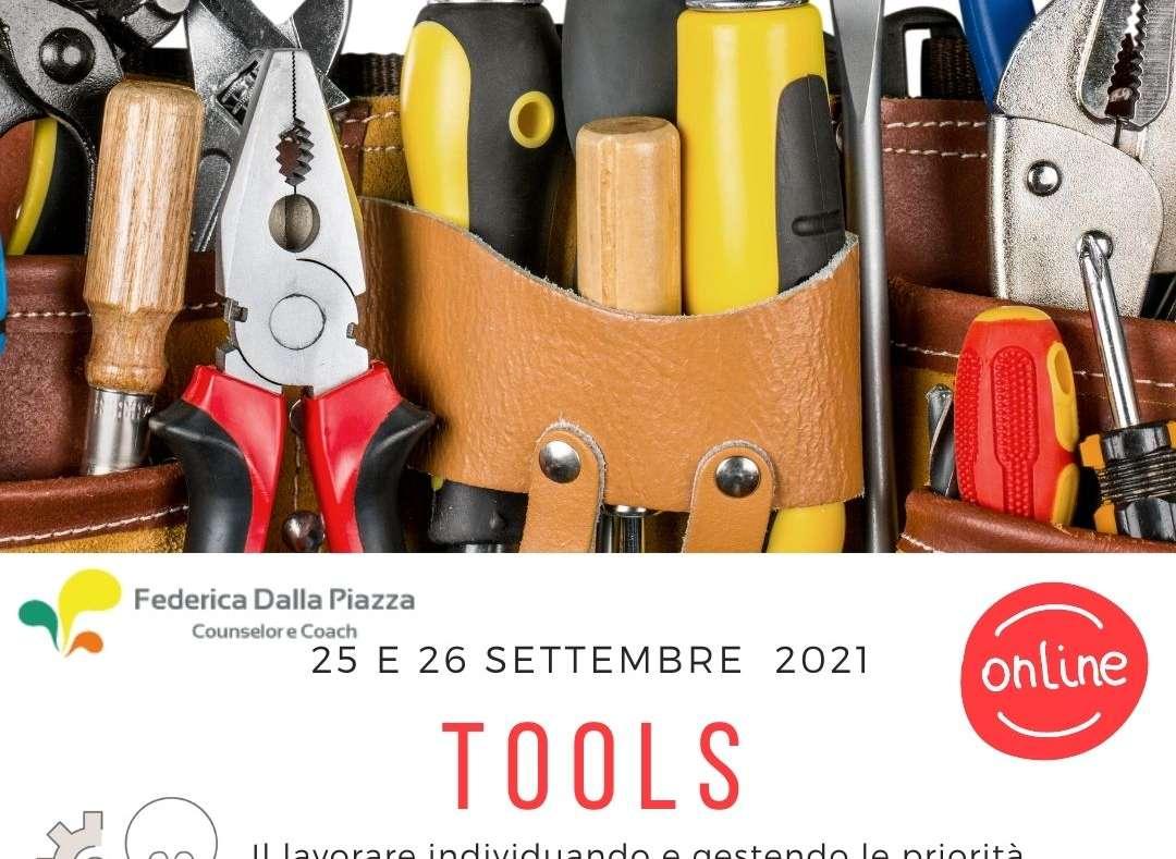 """Tools: strumenti per """"creare"""" il tempo"""